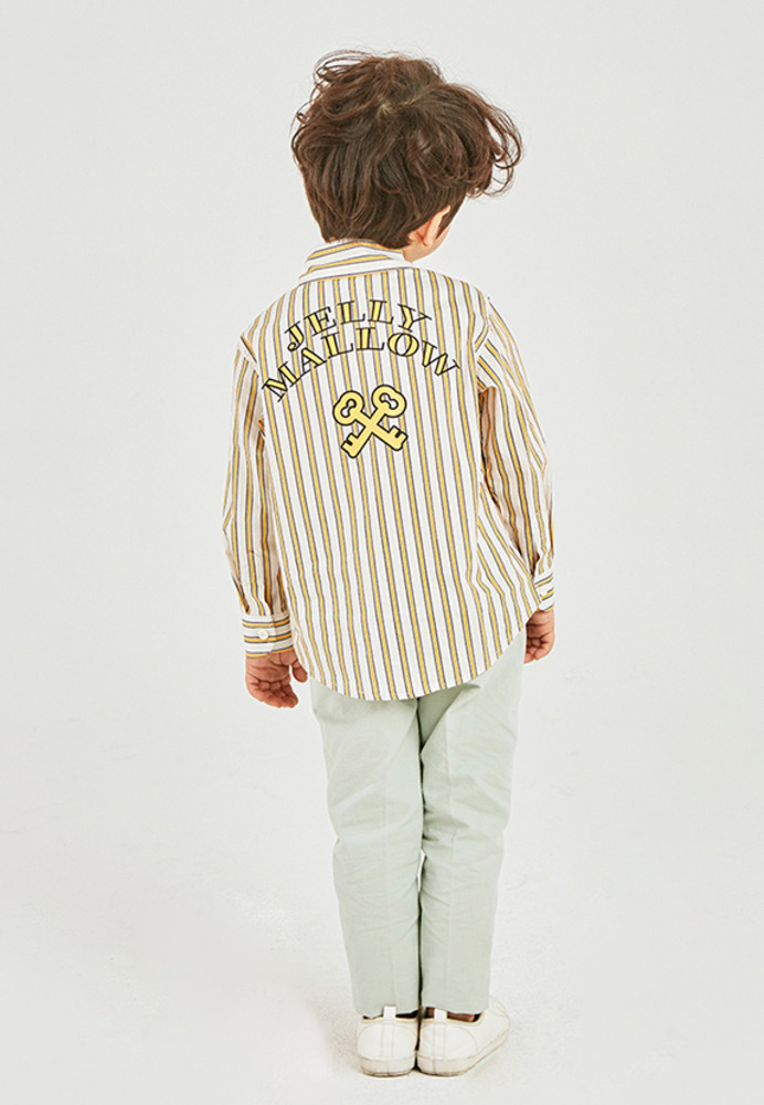 Sugar crab striped shirt_Baby
