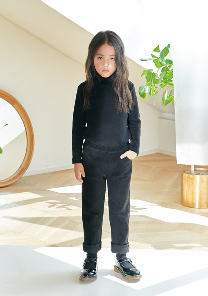 Turtleneck_T_Shirt_Black_kids