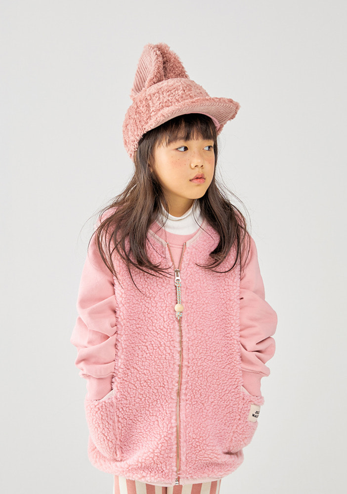 Rabbit Cap_pink