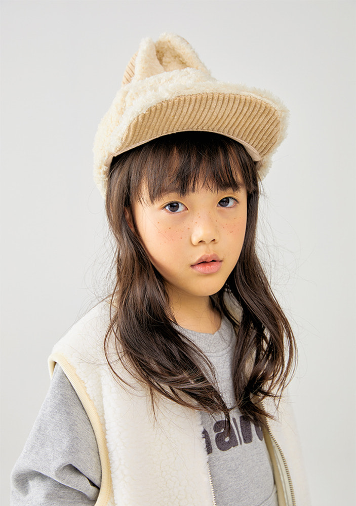 Rabbit Cap_beige