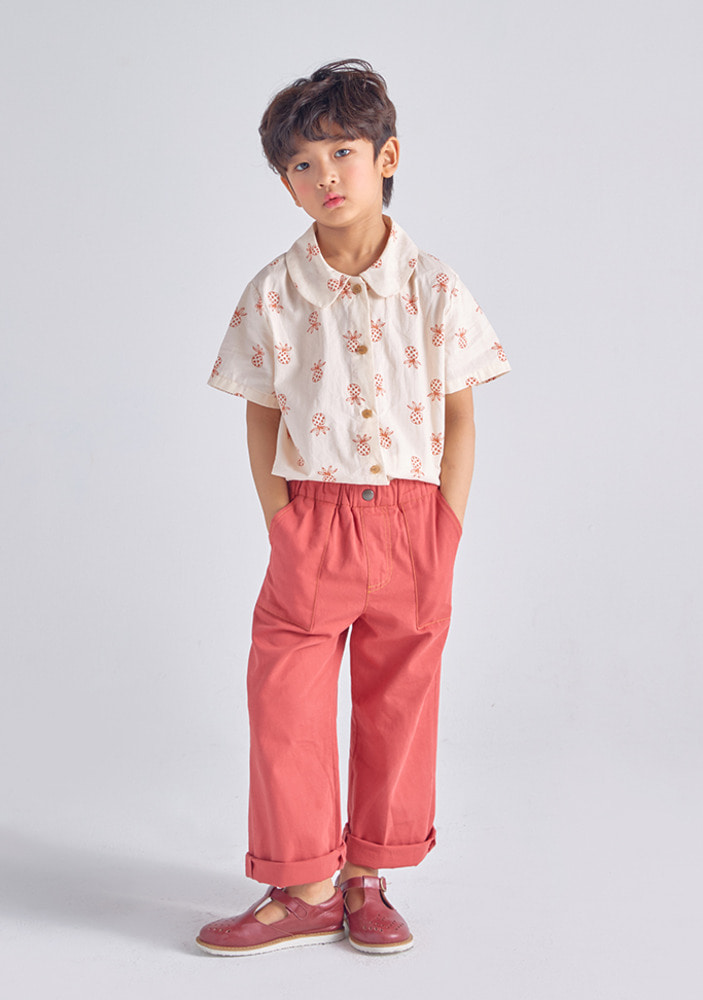 Pineapple_Casual_Shirt_Kids