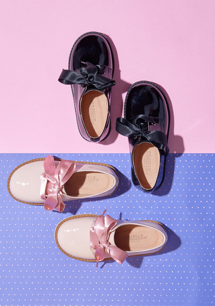 Derby Shoes_pink