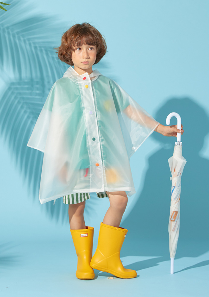 'PLAYTIME' Rain Coat_Kids
