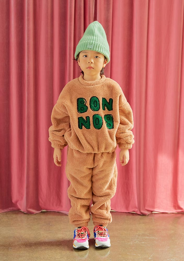 BONBON Shearling Set_Kids_#2