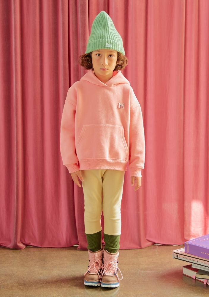 Mallow Hoodie_Pink_Baby_#2
