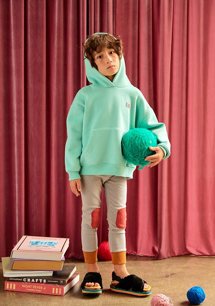 Mallow Hoodie_Mint_Baby_#2