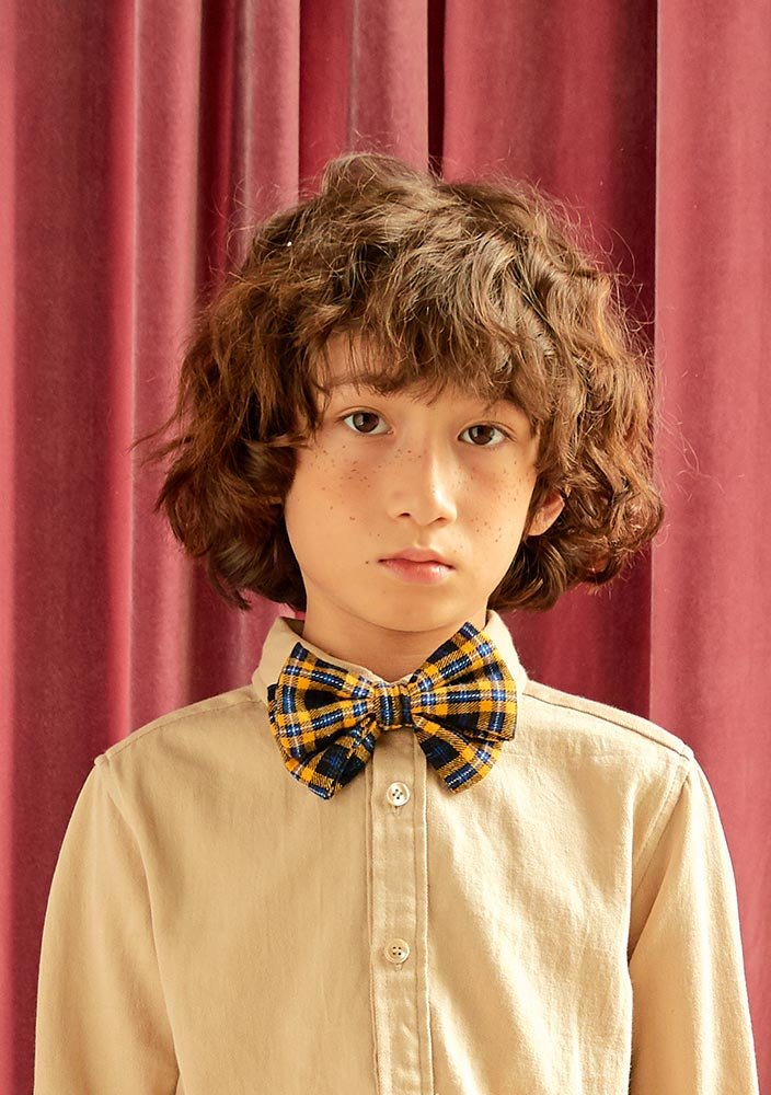Check Bowtie_Yellow_#2