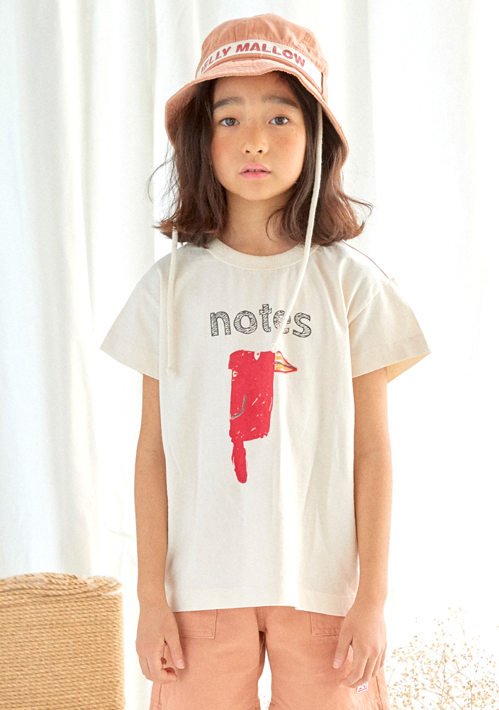 Parrot Short Sleeve T-shirt_Kids