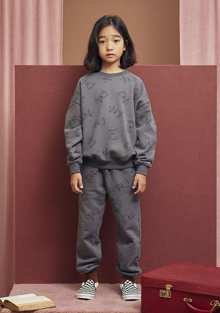 GHOST LOUNGE PANTS_Kids