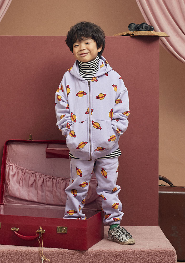 SATURN LOUNGE PANTS_Kids