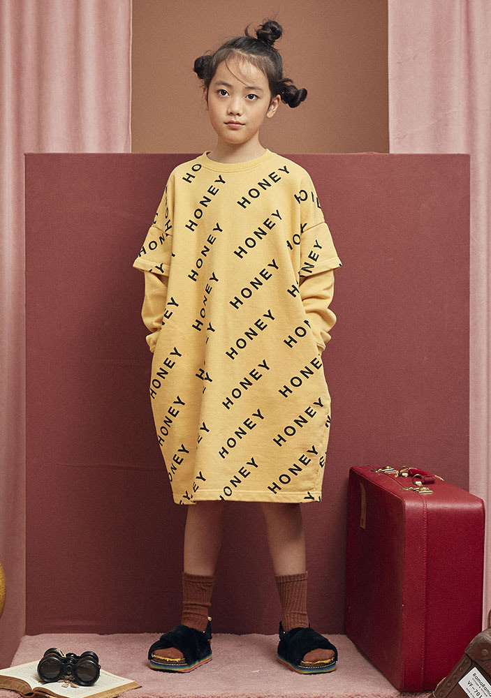 HONEY DRESS_Kids