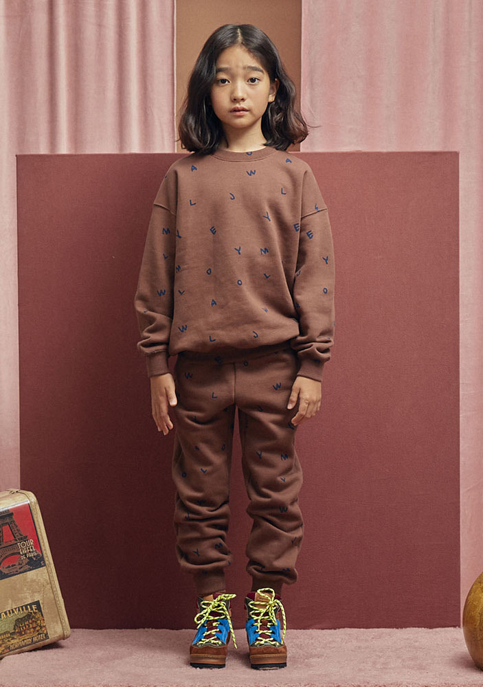 JELLYMALLOW SWEATSHIRT & LOUNGE PANTS