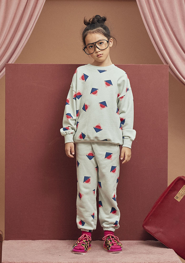 SUNSET LOUNGE PANTS_Kids