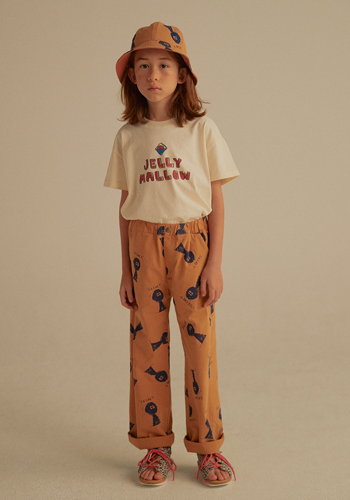 SECRET COTTON PANTS_Kids