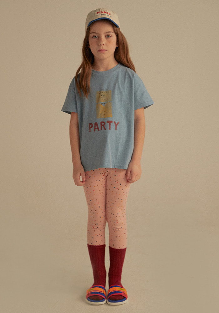 COTTON CANDY LEGGINGS_Kids