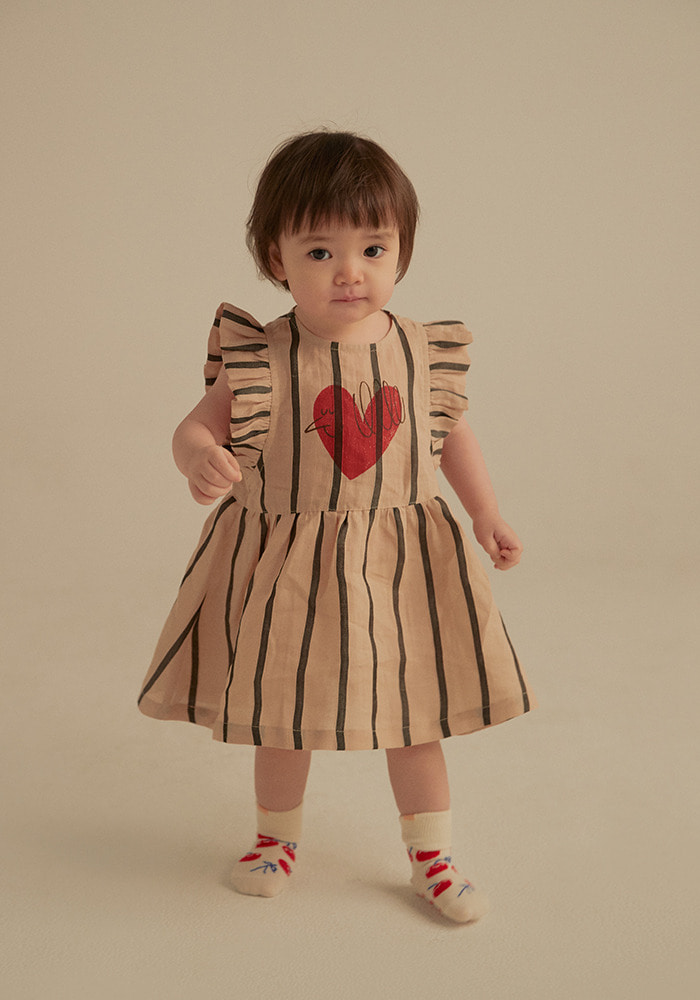 HEART BIRD LINEN DRESS_Baby_#3
