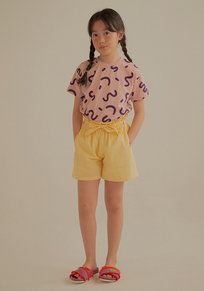 ZIGZAG SHORT SLEEVE T-SHIRT_Baby