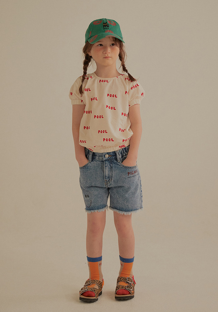 POOL BLOUSE_Kids