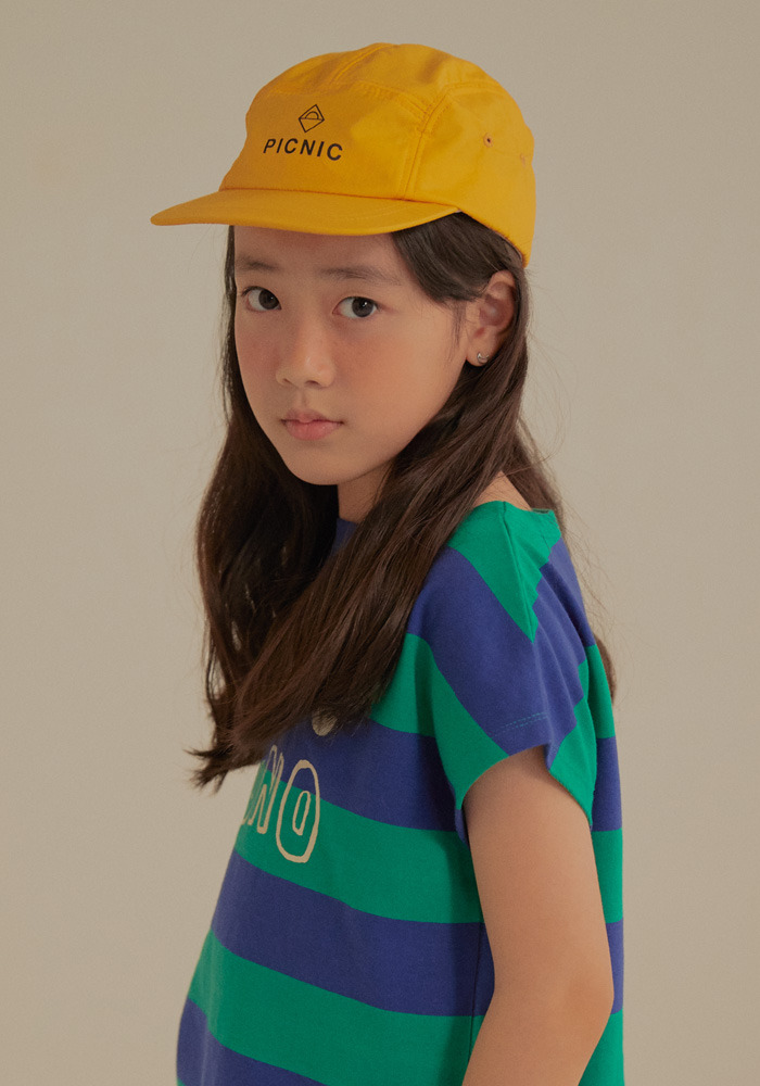 PICNIC CAMPCAP_Yellow