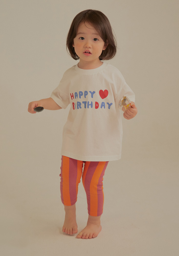 HBD SHORT SLEEVE T-SHIRT_White_Baby
