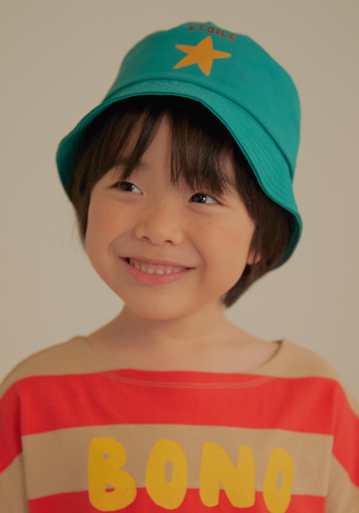 PICNIC BUCKET HAT_Green