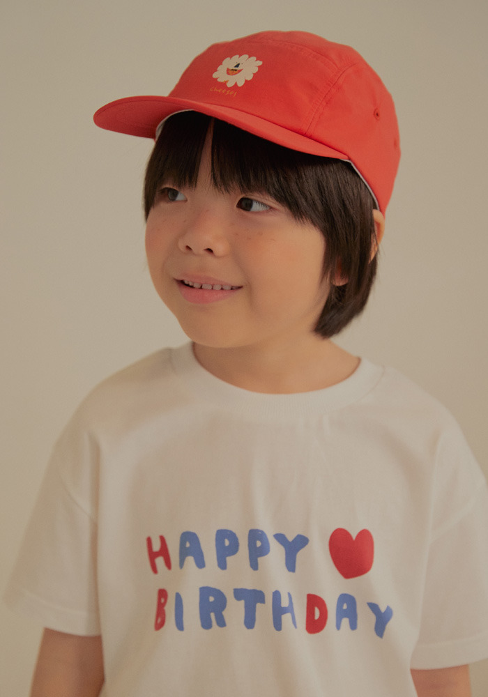 PICNIC CAMPCAP_Red