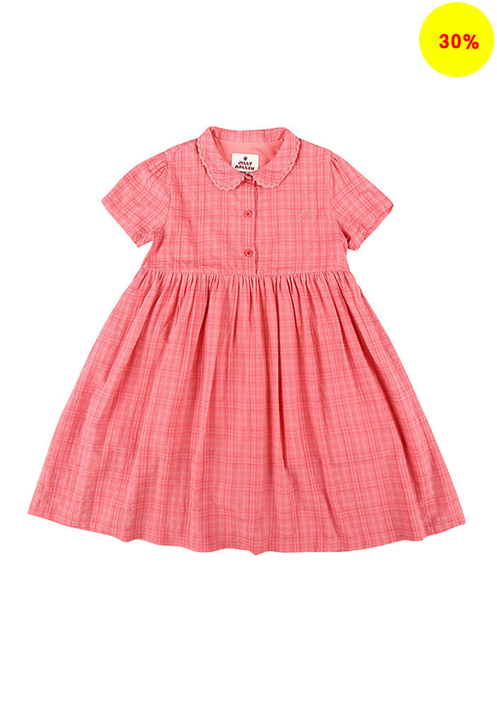 CHECKED SUMMER DRESS_Baby_#2