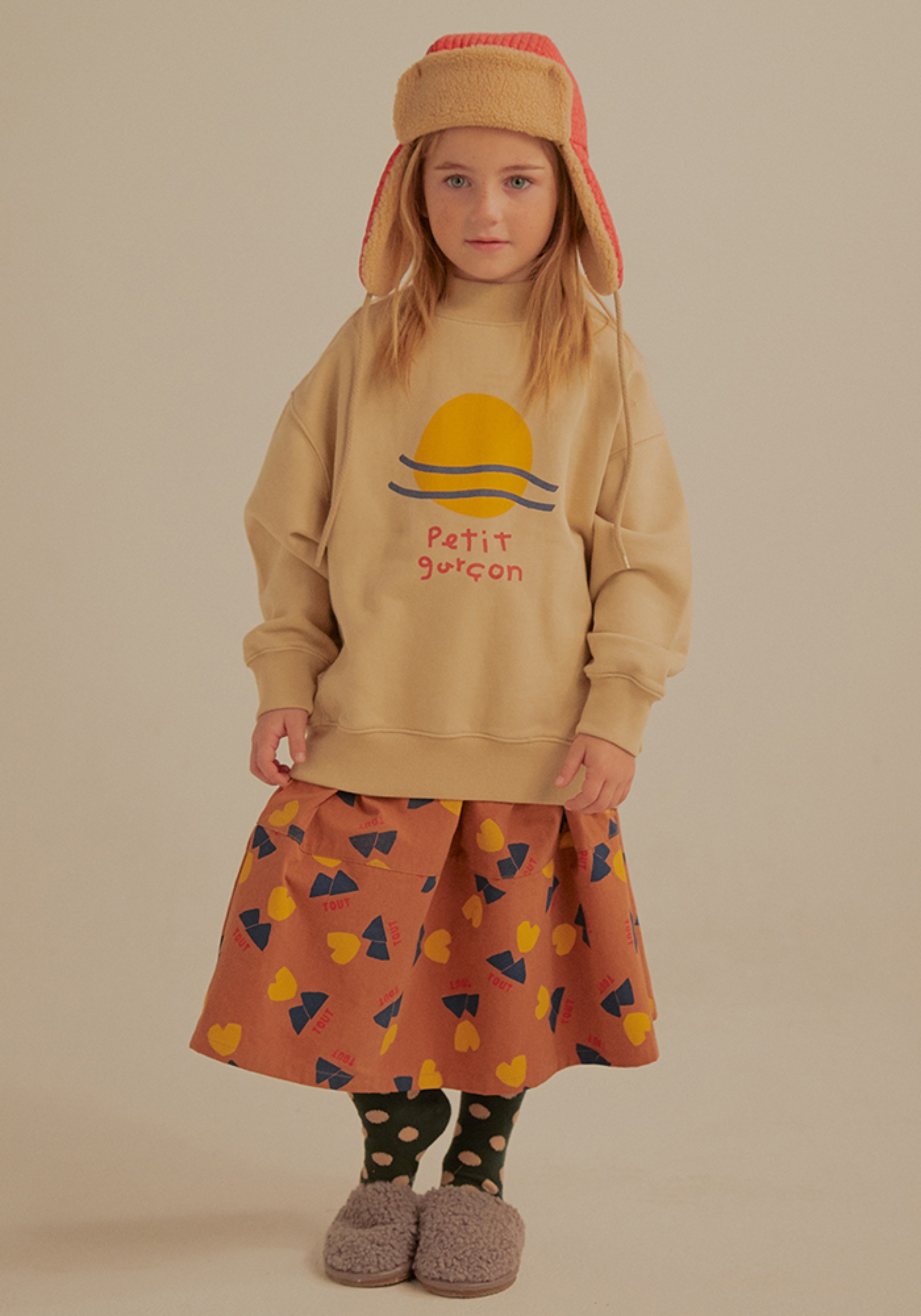 PETIT GARCON TURTLENECK SWEATSHIRT_Kids#2