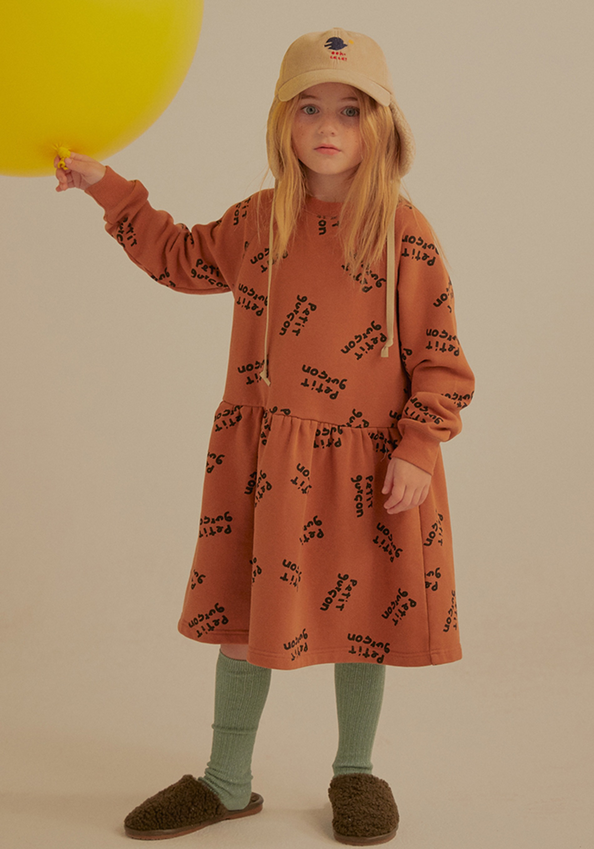 PETIT GARCON DRESS_Kids