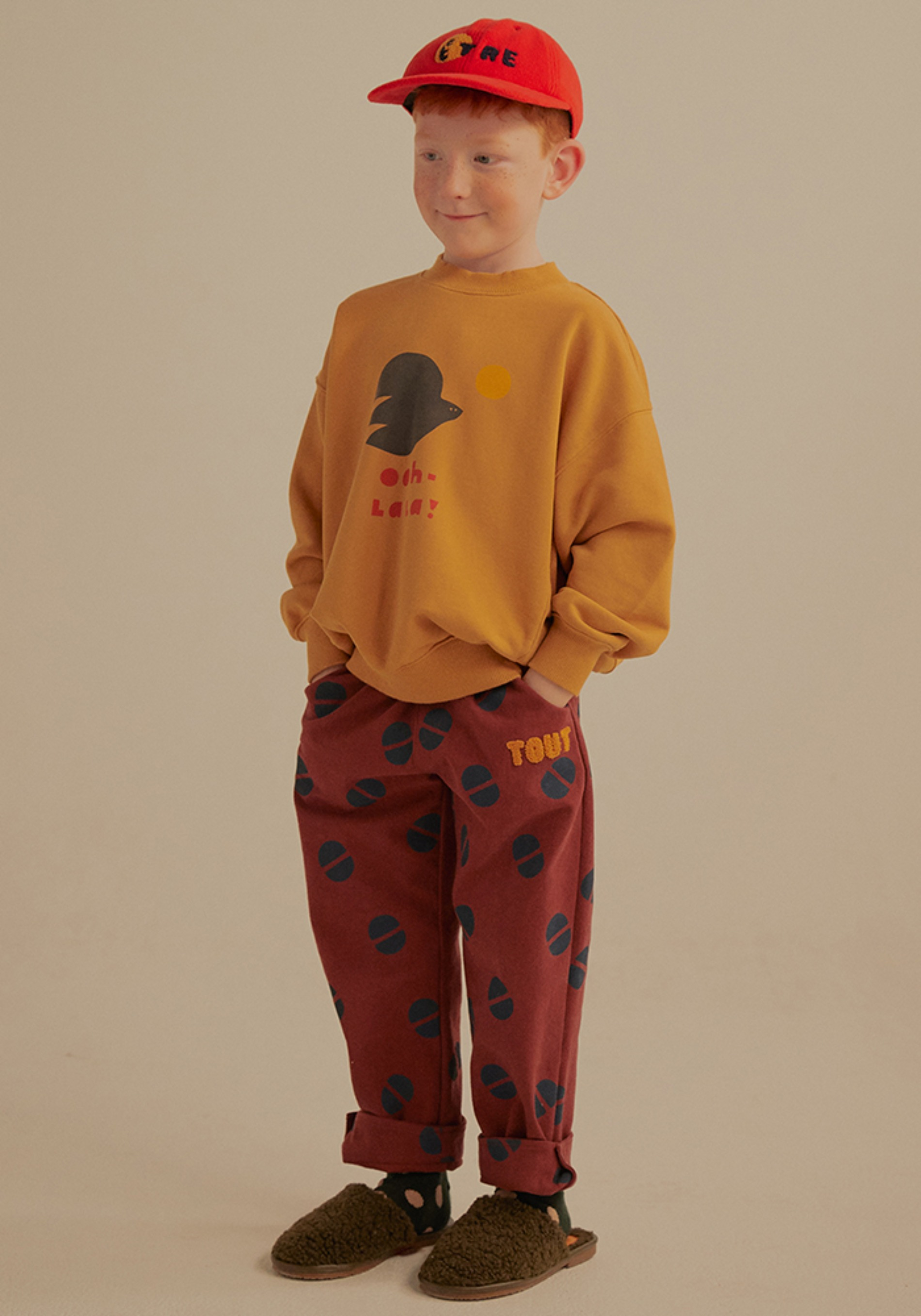 TOUT WORK PANTS_Kids#2