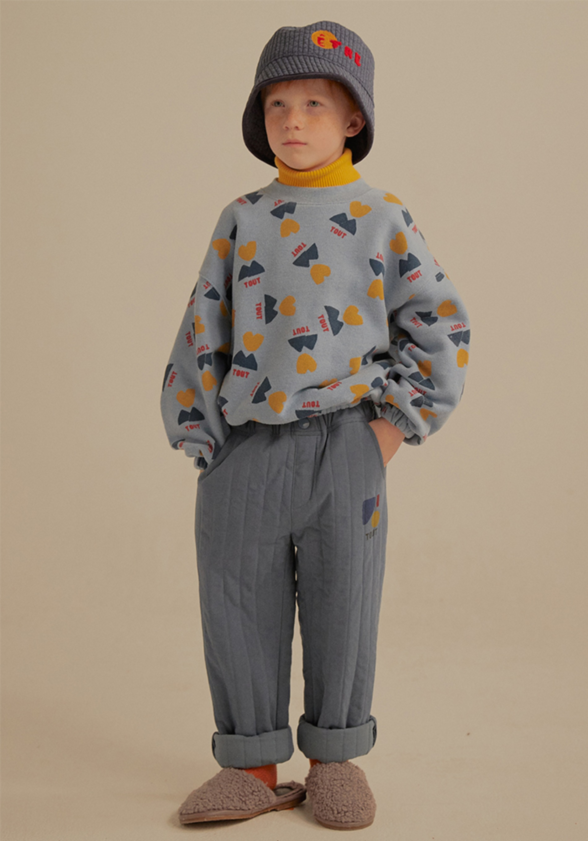 TOUT BAND SWEATSHIRT_Kids#2