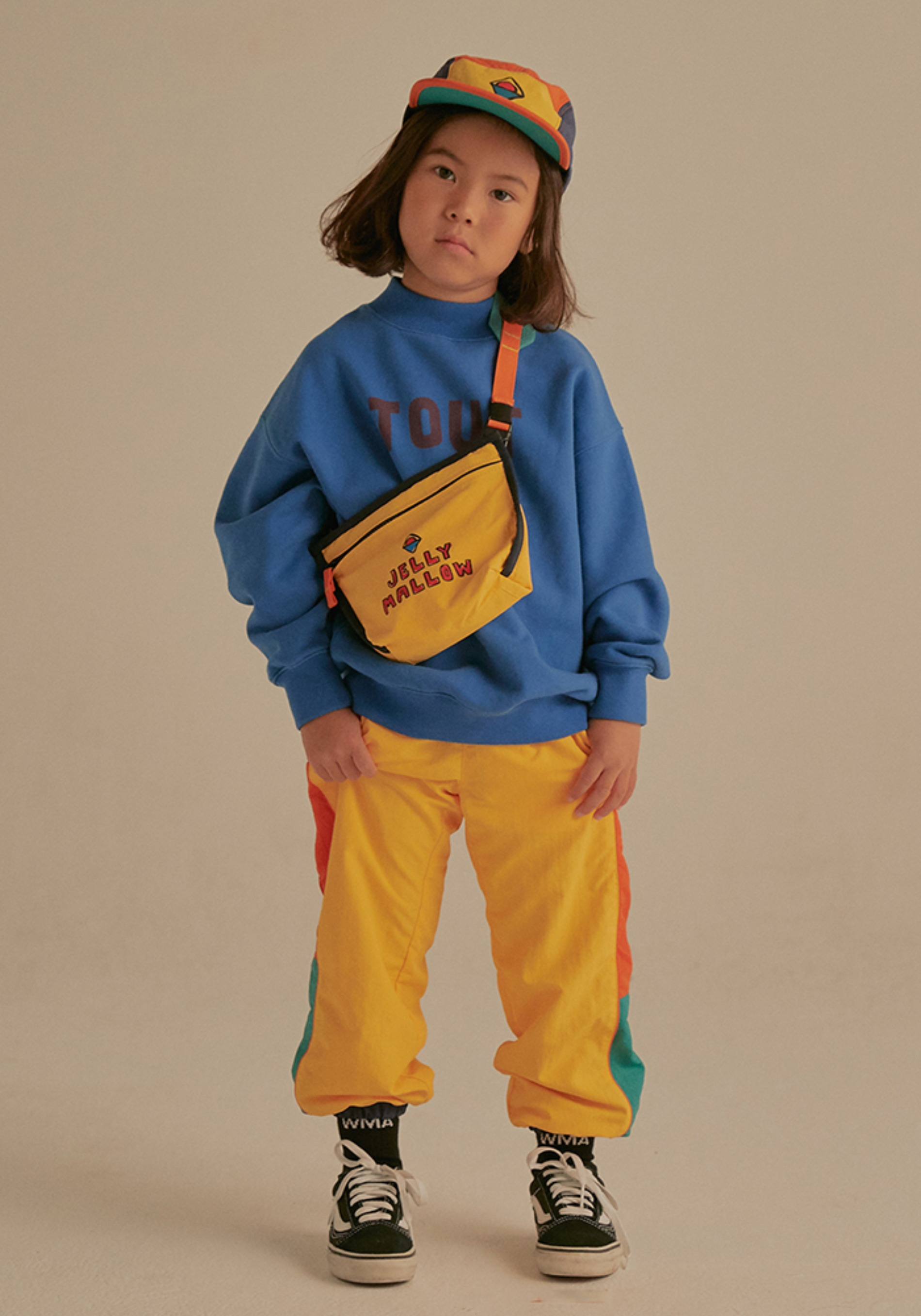 TOUT TURTLENECK SWEATSHIRT_Kids#2
