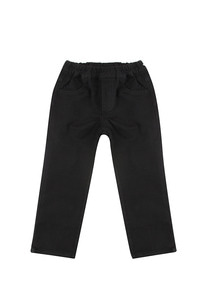 Black Strech Pants_Kids