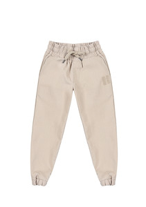 Lounge Pants_Beige_Kids