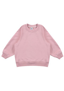 OverSized SweatShirt_Kids_Pink