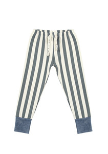 Stripe Pants_Grey_Kids