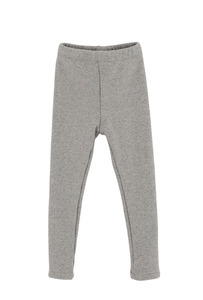Fleece Leggings_grey_Kids