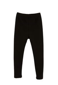 Fleece Leggings_black_Kids