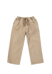 Corduroy Pants_Beige_Kids