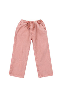 Corduroy Pants_Pink_Kids
