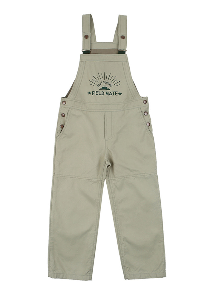 Field Mate Overall_Green