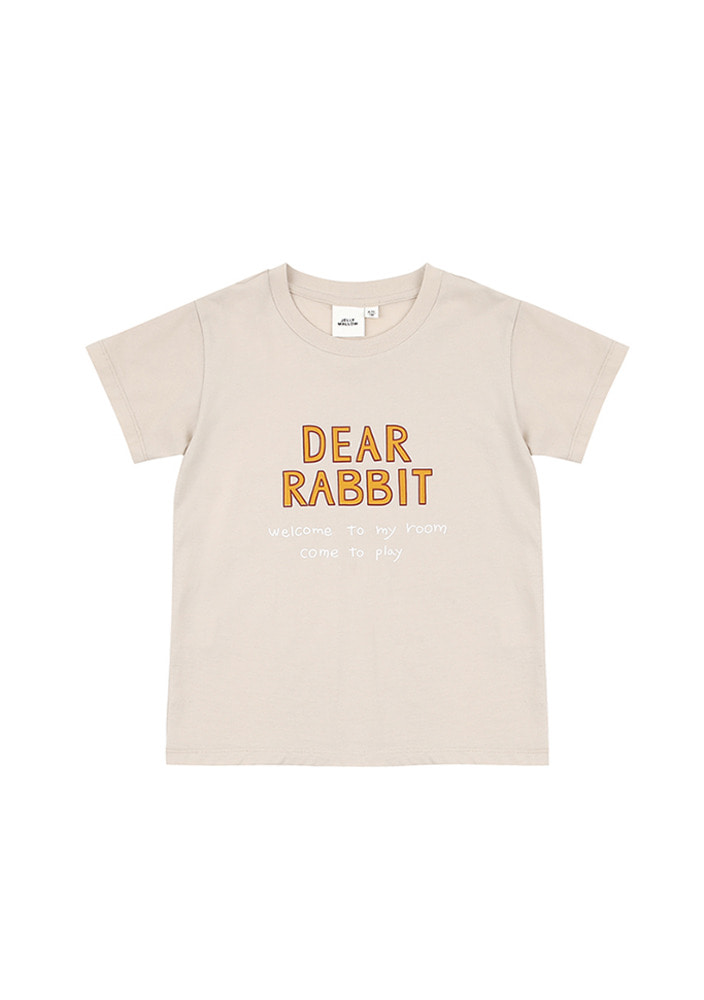 Dear Rabbit T-Shirt_Kids