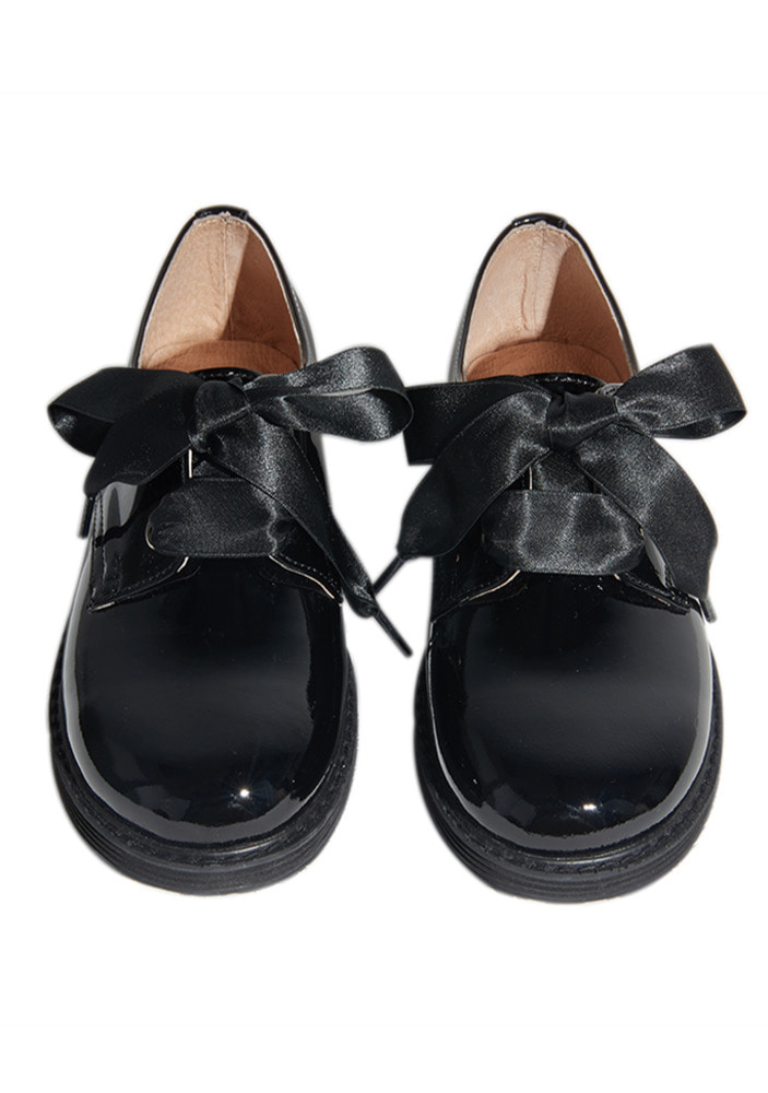 Derby Shoes_Black