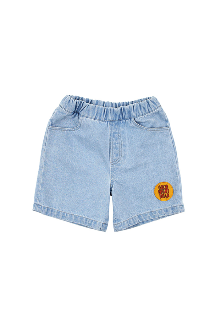 Dear Rabbit Denim Short Pants_Kids