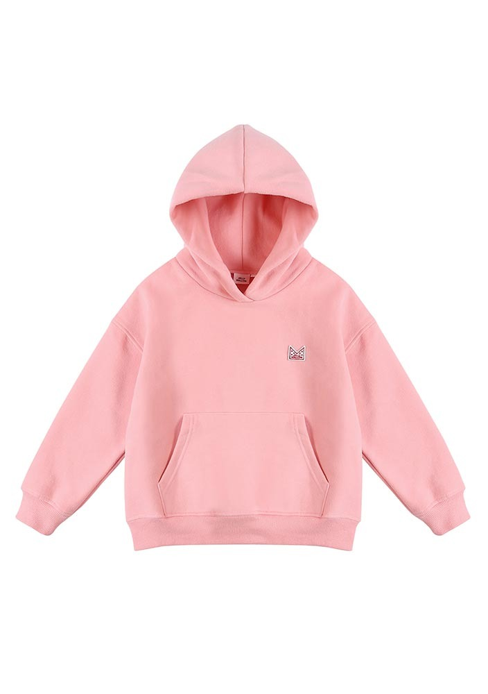Mallow Hoodie_Pink_Baby