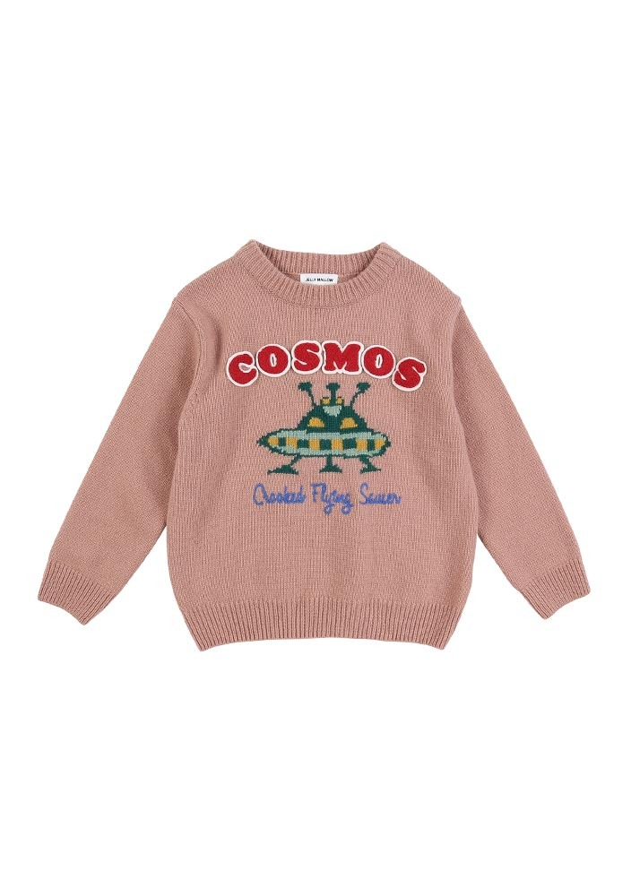 COSMOS Crew-neck Knit