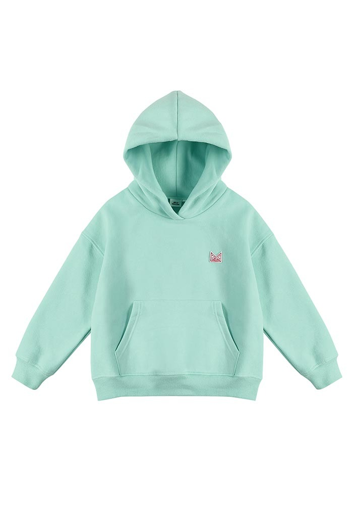 Mallow Hoodie_Mint_Baby