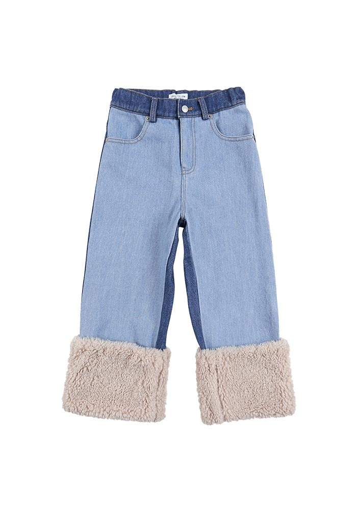 Reversal Denim Pants_Kids_#2