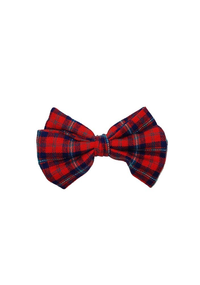 Check Bowtie_Red_#2