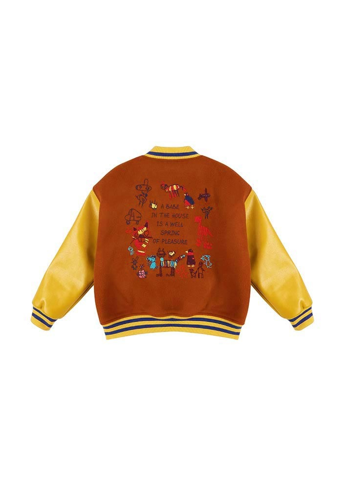 BONBON Stadium Jumper_Kids
